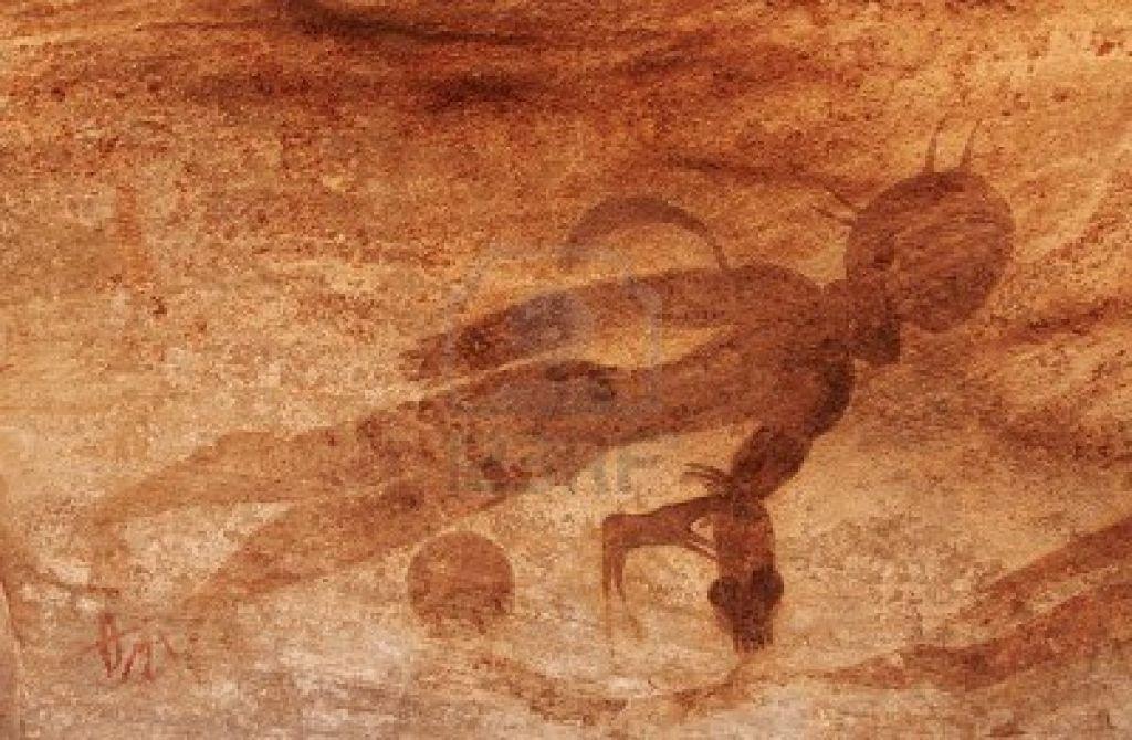 Ученые выяснили зачем майя использовали обсидиан в кровавых ритуалах