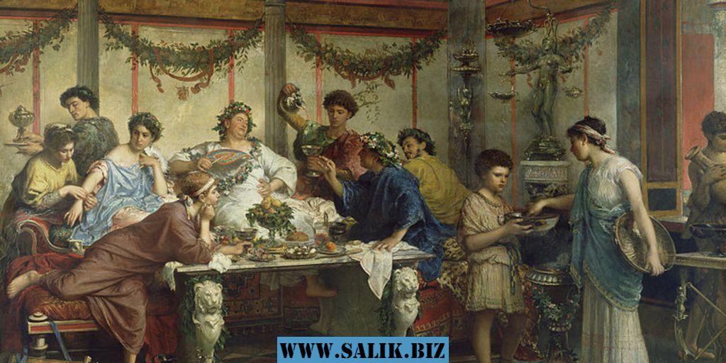 Кухня Древнего Рима
