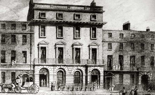 Freemason's Tavern.