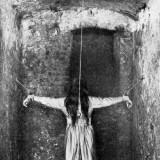 Пациентка, проходящая лечение душевной болезни в Германии 19 века