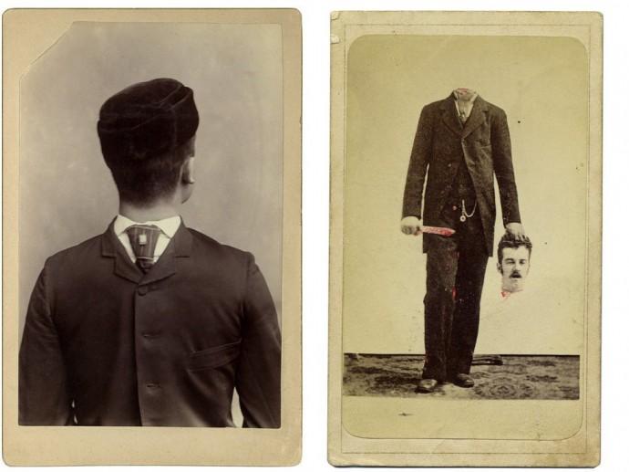 """Мужчины, которые """"потеряли свои головы"""" в 1875 году"""