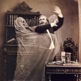 Зловещая встреча, примерно 1863 год