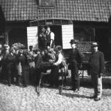 Первые бананы приехали в Норвегию. 1905.