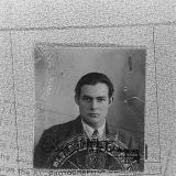 Фото на паспорт Эрнеста Хемингуэя – 1923 год