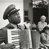 Похороны президента Рузвельта в 1945 году