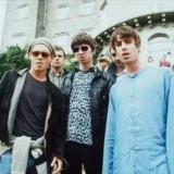 Молодой Джонни Депп с Oasis