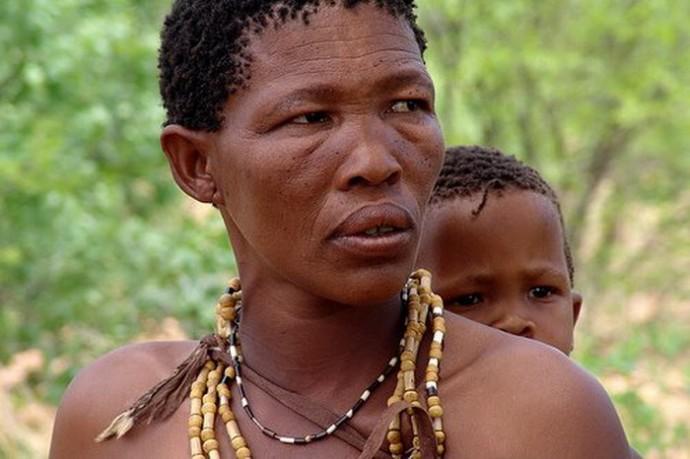Кунг - дикое африканское племя, прославившееся мистическими ритуалами