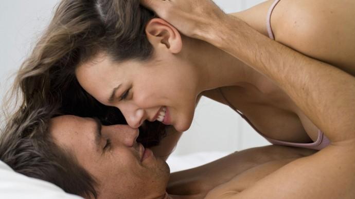 Продолжительность секса составляет
