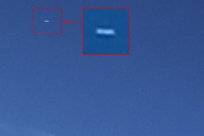 Фотография НЛО в Колорадо США