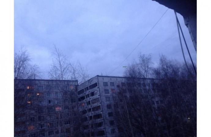 Фото НЛО над Кемерово