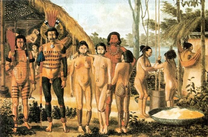 порно племена юж* америки