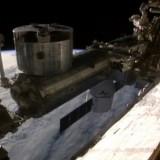 Фото НЛО на орбите Земли