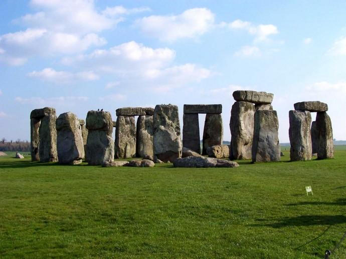 Чудеса света камни