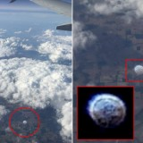 Фото НЛО в штате Индиана