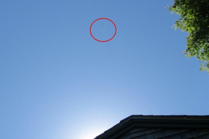 НЛО в штате Массачусетс