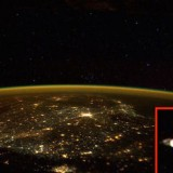 НЛО с борта МКС