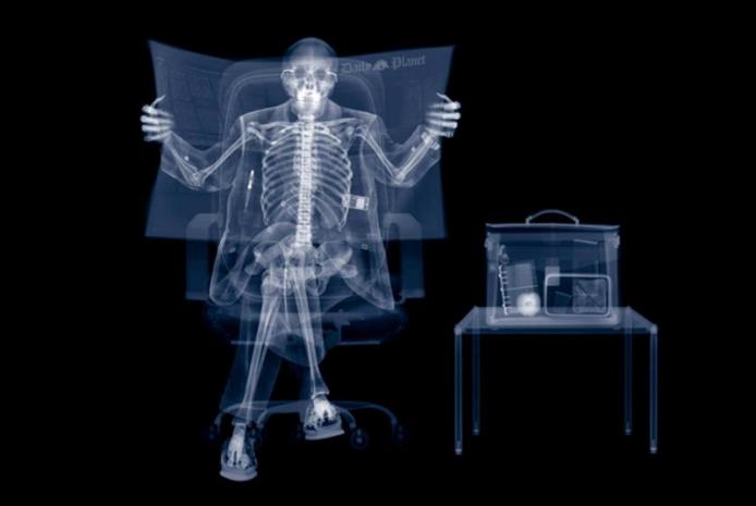 Окружающий мир - в рентгеновском диапазоне