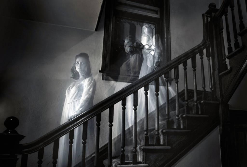Дом с привидениями видео что