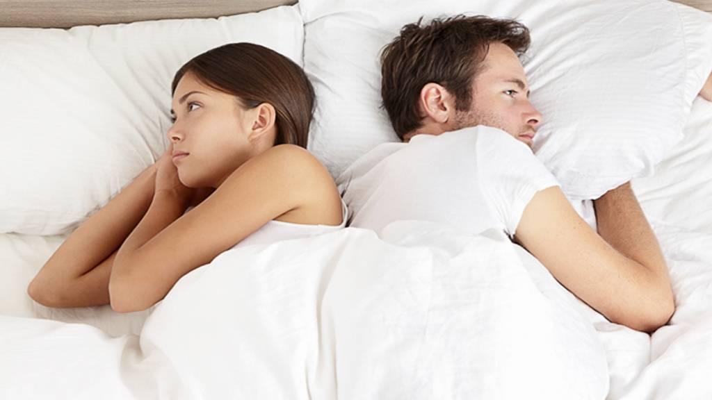 После перерыва в сексуальной жизни плохая потенция симпатичная