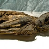 Мумия перуанца, умершего в возрасте 30 лет 1000 лет назад