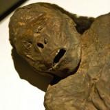 Мумия женщины из Океании