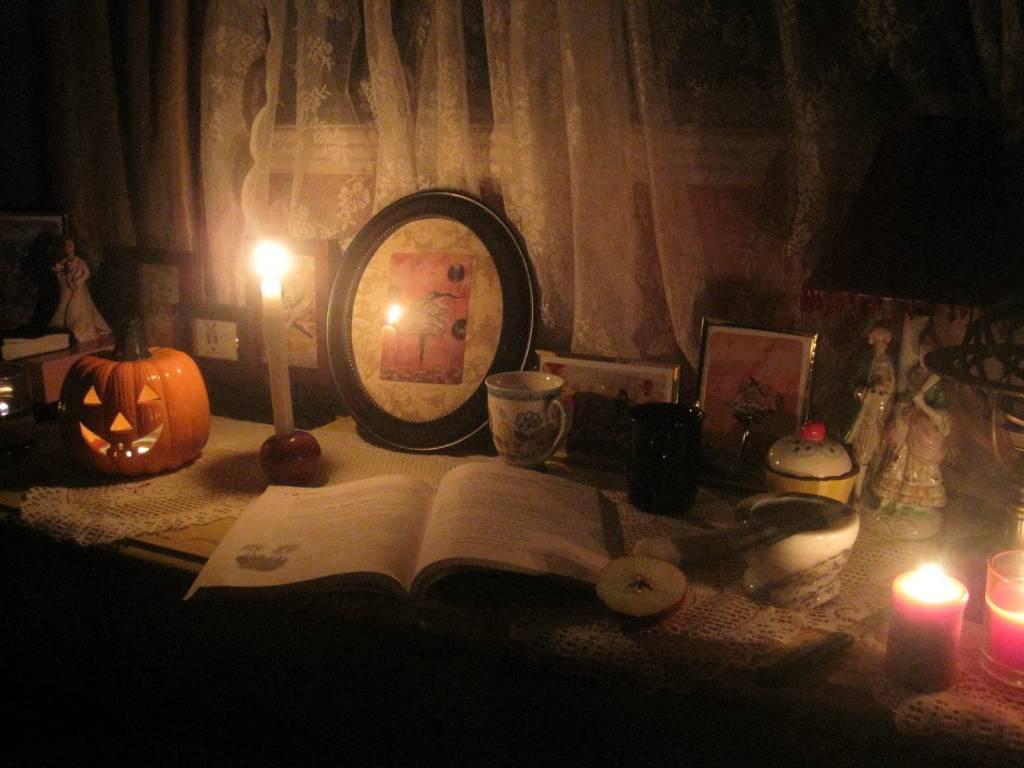 приворот любимого в ночь хеллоуина