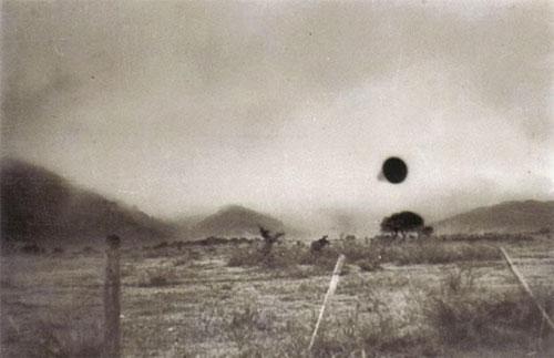 НЛО в Аргентине, 1960 год...