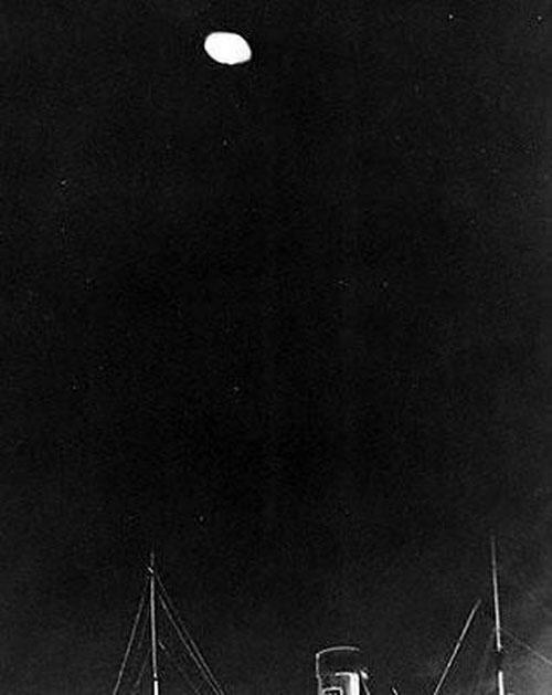 НЛО в Калифорние, 1947...