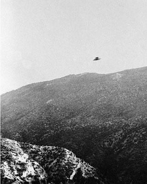 НЛО в Калифорние, 1951...