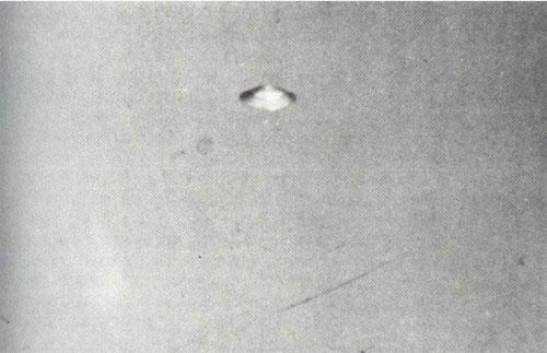 НЛО в Корсике, 1971...