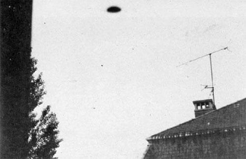 НЛО в Франции, 1975 год...