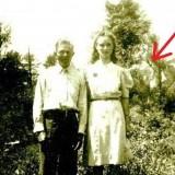 Привидения на старой фотографии