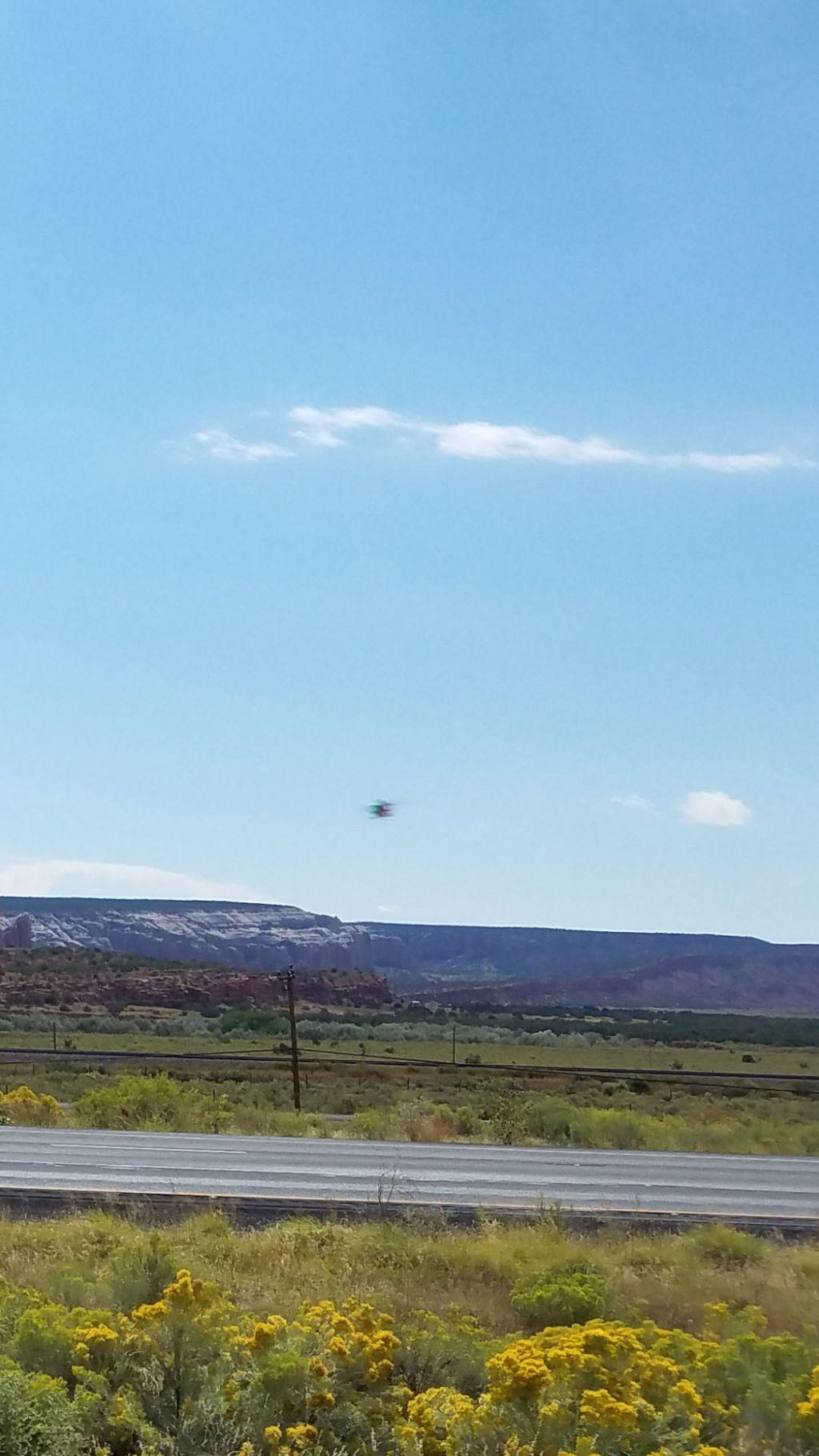 Фото НЛО в Аризоне
