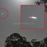 НЛО над Австралией