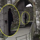 Фото чёрного призрака