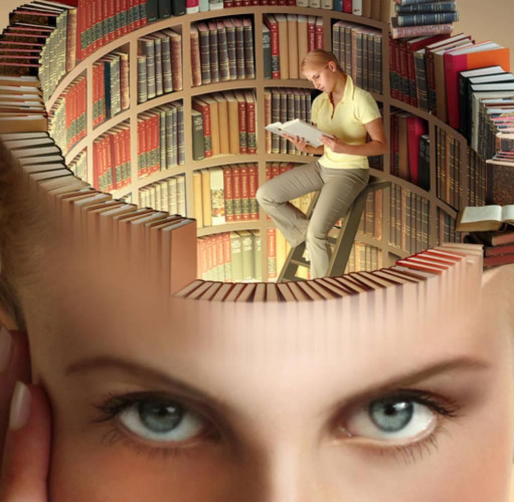 Книгой по голове картинки