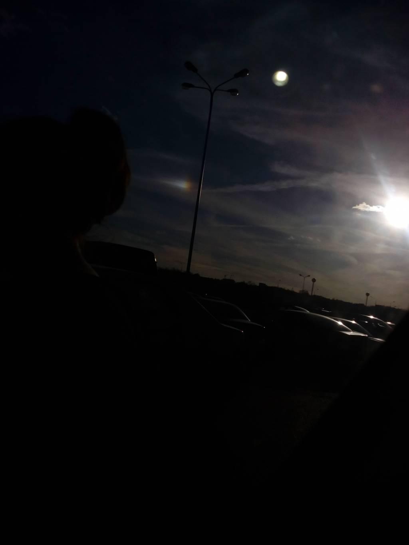 НЛО над Рязанью 1