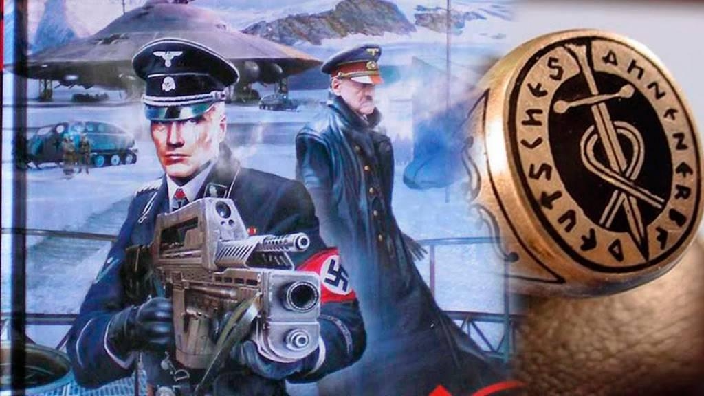 Картинки по запросу эксперимент по  возрождением Третьего рейха