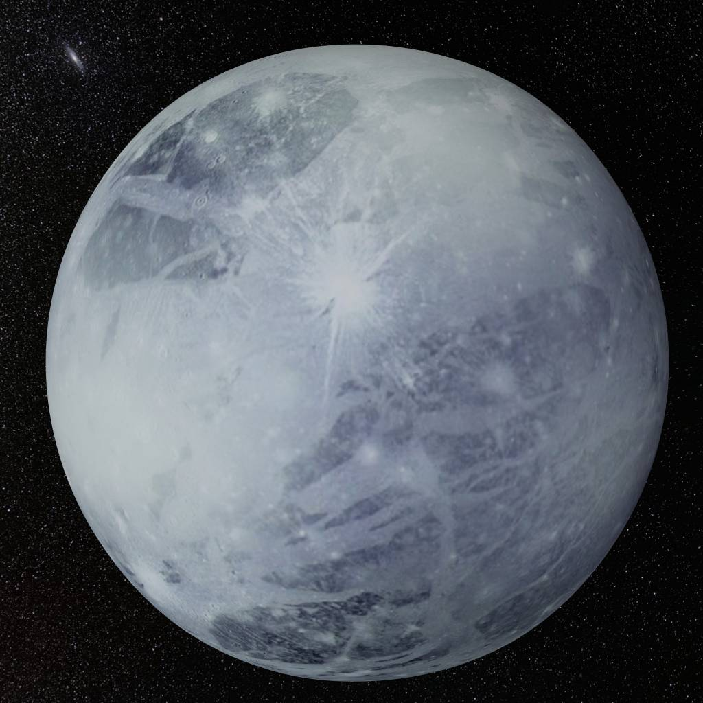 pluto planet images - HD 2048×2048