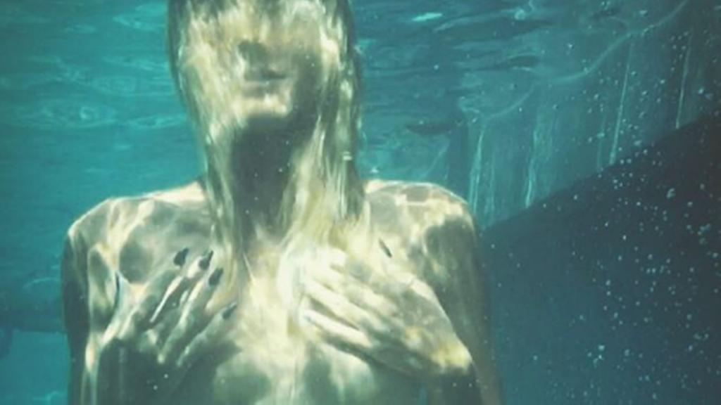Сандерсон аборегены морских глубин