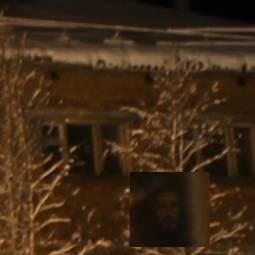 Дом с призраком в окне