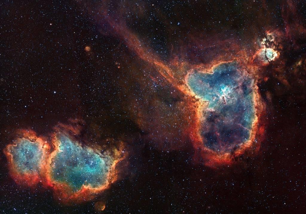 Душа и Сердце Вселенной