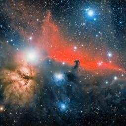 Конская голова из далекого космоса
