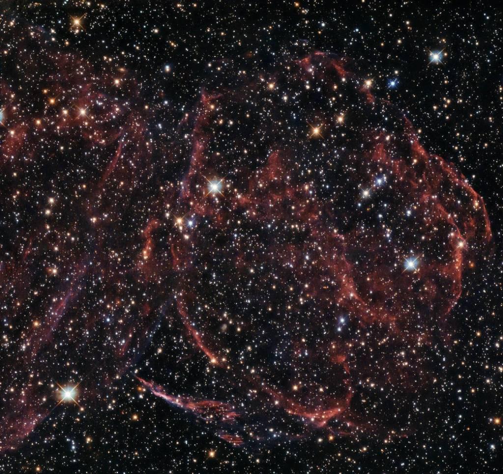 Что остается после звёзд
