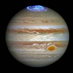 Аврора на Юпитере