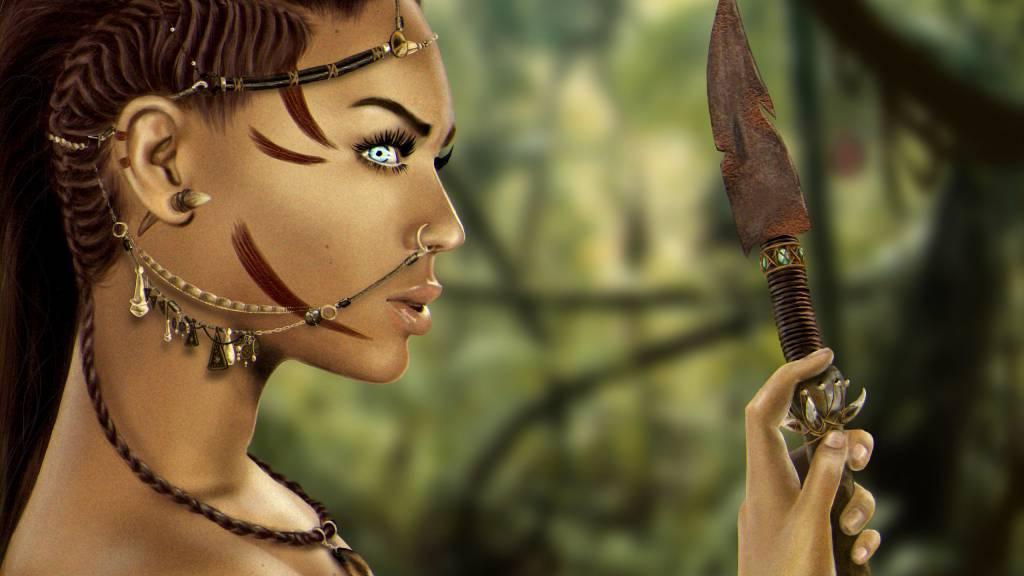 амазонки женщины фото