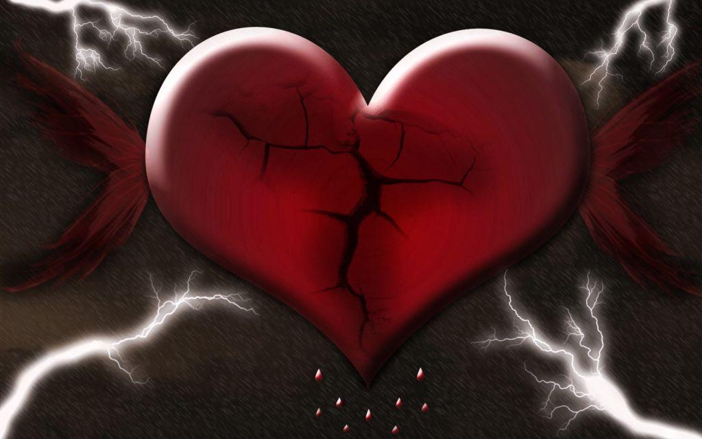 Про, картинки сердце разрывается от любви