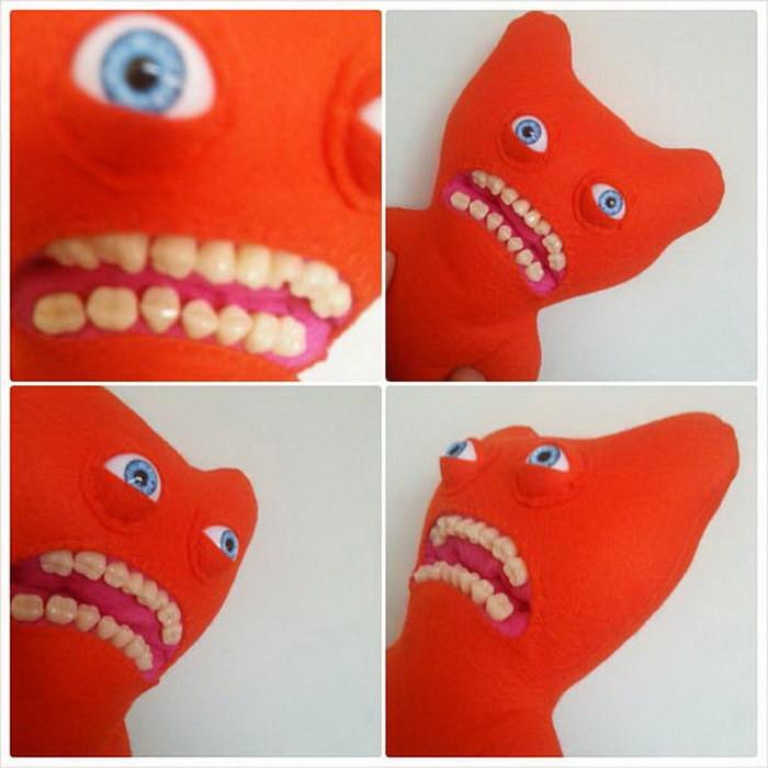 Плюшевые игрушки: Один раз увидишь и никогда не забудешь