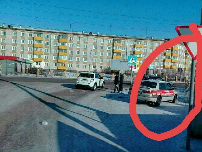 Фотография призрака в Улан-Удэ
