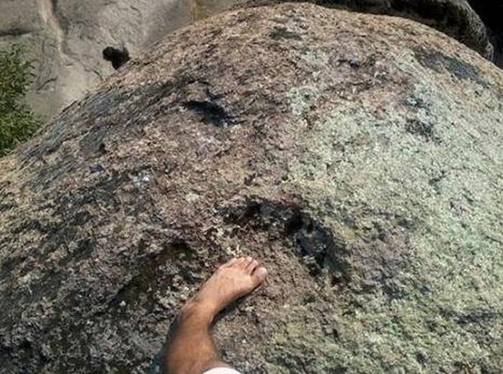 следы великанов на земле фото с описанием таолонинг исимлари